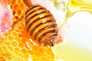 Organic Local Raw Honey